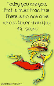 Dr. Seuss: Happy Birthday to you! Printable | Pearmama [dot] com ... via Relatably.com