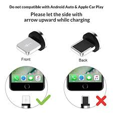 TOPK <b>USB</b> Magnetic Cable,<b>Micro USB</b> and Ty- Buy Online in ...