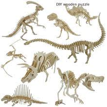 Popular Educational <b>Wooden</b> Puzzle <b>Dinosaur</b>-Buy Cheap ...