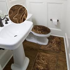 Skull Bathroom Decor Girly Bathroom Sets