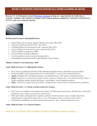 cover letter physician resume examples physician assistant resume cover letter best photos of physician assistant resume examples samplephysician resume examples extra medium size