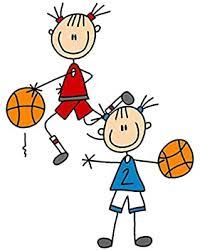 <b>I Love Basketball</b> 2019 Daily Planner: Girls Basketball Stick Figure ...