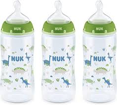 NUK Perfect Fit Baby Bottle, Boy, 10 Ounce (Pack of 3 ... - Amazon.com
