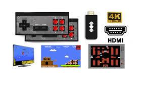 <b>Игровая ретро</b>-консоль DataFrog с HDMI-выходом / Комфортная ...