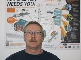 training success stories cable telecommunications training services mark thomas then army now telecomms engineer advantex