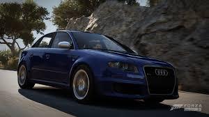 Audi Rs4 2001 Forza Horizon Audi B Sedan Gameplay Hd