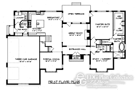 Lucerne Two   EDG Plan CollectionEDG Plan Collection