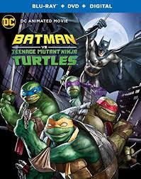 Batman vs. Teenage Mutant Ninja Turtles (Blu-ray+ ... - Amazon.com