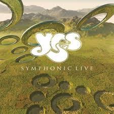 <b>YES</b> - <b>SYMPHONIC LIVE</b> - Music On Vinyl