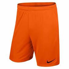 Детские игровые <b>шорты Nike Park</b> II Knit (No Briefs) купить в ...