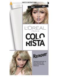 <b>Colorista</b> Hair Colour & Dye <b>Remover</b>   <b>L</b>'<b>Oréal</b> Paris