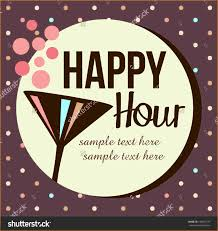8 happy hour invitation template bibliography format related for 8 happy hour invitation template