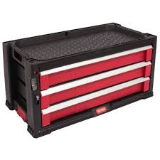<b>Ящик keter 3 drawers</b> tool chest (17199302) 56.2x28.9x26.2 см 22 ...