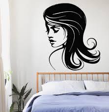 salon decor great wall decals