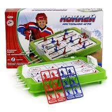 <b>Настольная игра ИГРАЕМ ВМЕСТЕ</b> B1535129-R Хоккей — купить ...