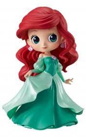 <b>Фигурка Q Posket</b>: <b>Disney</b> Characters – Ariel Princess Dress (14 см ...