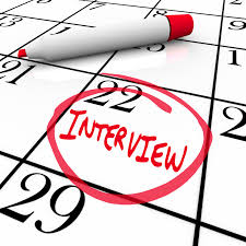 interview tips ic resources the date of an interview is circled on a calendar so you remember the important meeting