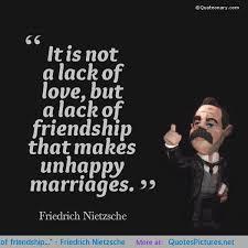 Friedrich Nietzsche Quotes On Friendship. QuotesGram via Relatably.com