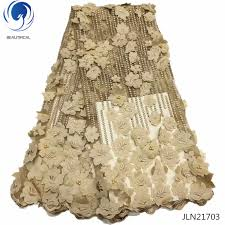 <b>BEAUTIFICAL african</b> 3d <b>lace fabric african lace fabric</b> 2019 high ...