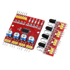 20pcs <b>4CH Channel Infrared Tracing</b> Module Patrol Four-Way ...