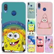 Cartoon <b>Spongebob Squarepants</b> Phone Case For Huawei | Чехлы ...