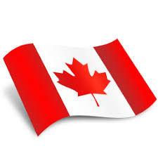 Image result for Canada flag