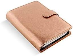 Filofax Saffiano <b>PU</b>-Leather Organizer <b>Agenda</b> Weekly Planner ...