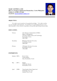 examples of resumes cv format pdf for teaching job 87 marvelous job resume format examples of resumes