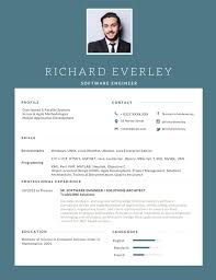 most professional editable resume templates for jobseekers show them what you ve got in software our resume templates make a resume templates design now
