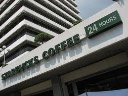 the surreal world of jakarta malls a photo essay jonathan stray 24 starbucks