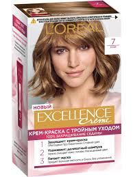 "<b>Стойкая крем</b>-краска для <b>волос</b> ""Excellence"" L'Oreal Paris ..."