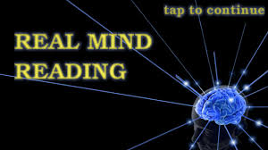 Image result for mind reading image