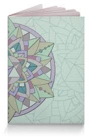 Обложка для паспорта Обложка <b>Sacred mint</b> #2479241 в Москве ...