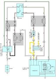 lexus es charging system circuit