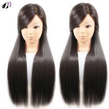 """<b>Hot Sale</b> Female 26"""" <b>Hair</b> Head Training Mannequins For ..."""