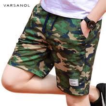 Varsanol Camouflage Shorts <b>Mens</b> Military Style <b>Casual</b> Shorts ...