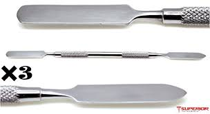 Dental Cement Spatula Double Ended Wax Mixing ... - Amazon.com