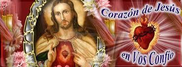 Resultado de imagen para mes del sagrado corazon de jesus