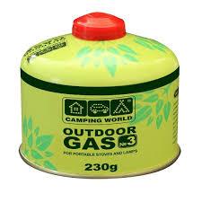 <b>Баллон газовый</b> резьбовой <b>Camping World</b> 230 г. - Купить в ...