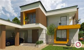 Small Picture 7 Ways To Pick Exterior Paint Colors For Indian Homes