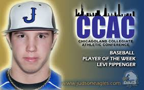 ... year for baseball, Levi Pippenger was named the CCAC Player of the Week. - bb_10_ccac_pow_pippenger