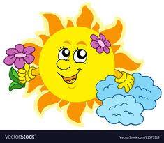 Солнце, луна, звёзды | Samy14 | Солнце, Луна, Картинки