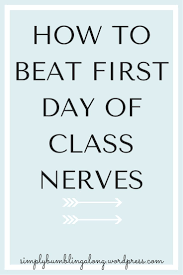 17 best ideas about first day of college college how to beat first day of college nerves