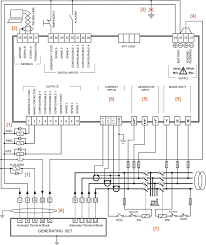 automatic transfer switch circuit diagram genset controller be28 automatic transfer switch controller connections
