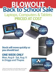 back to school computer this week only silver star back to school computer this week only