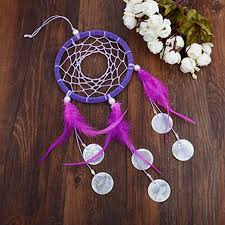 Buy Casey 9 Styles Handmade Silver Bead <b>Dream Catcher</b> Wind ...