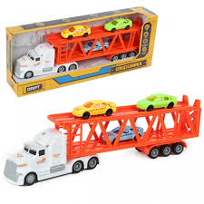 <b>Drift Грузовик</b>-автовоз с набором легковых <b>машин</b> Transport Truck ...