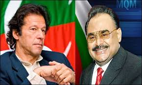 Imran Khan & PTI played major role which resulted in Altaf Hussain's arrest