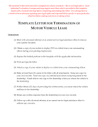 lease termination letter sample lease template cover letter gallery of terminate lease letter