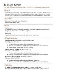 free resume templates 9 best free resume templates download for freshers best for copy and best word resume template